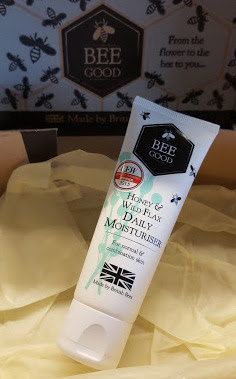 Bee Good Honey ANd Wild Flax Daily Moisturiser Review