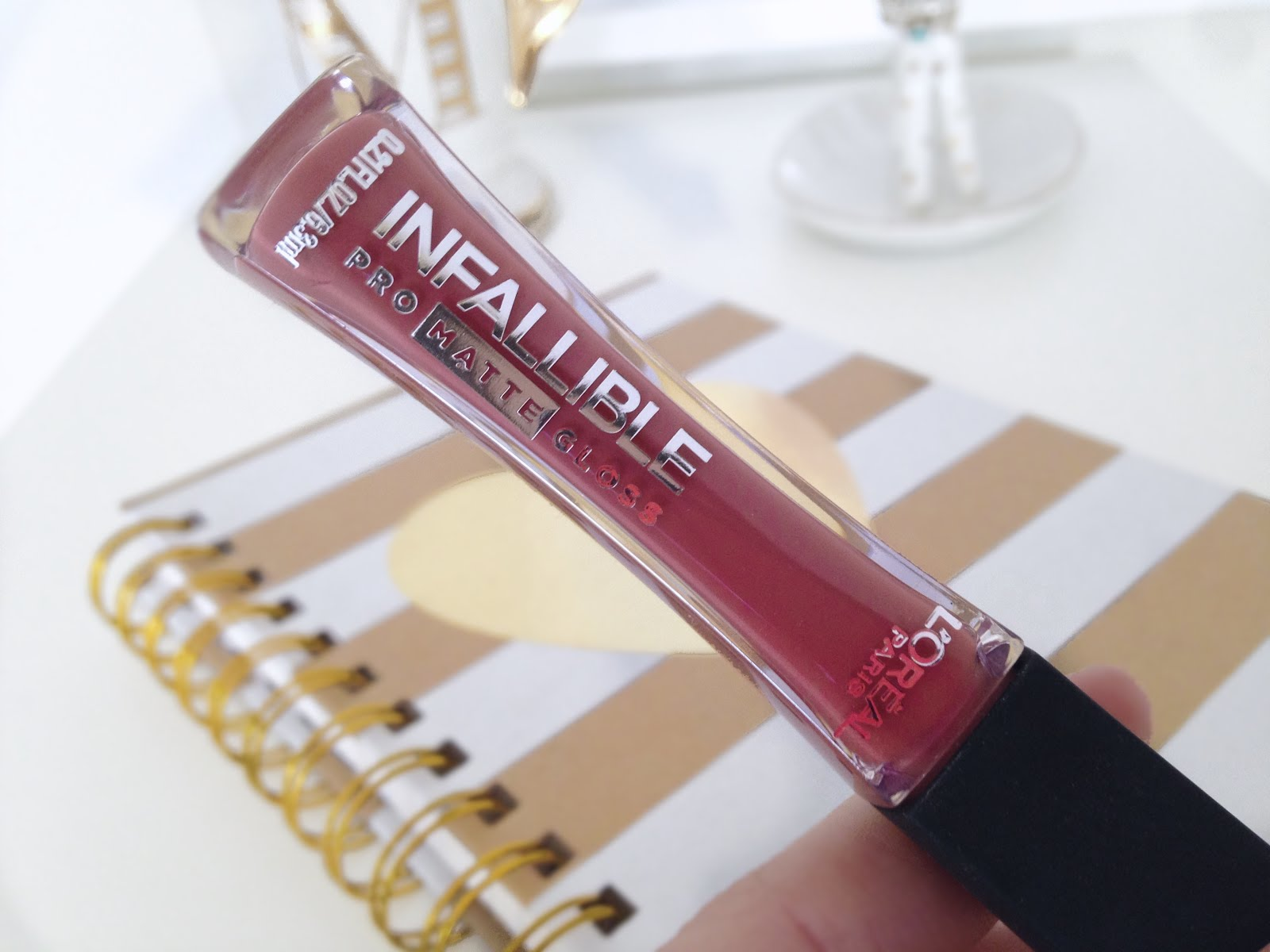 L'Oreal Pro Matte Gloss Bare Attraction