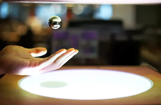 Anti-Gravity Ball By MIT Opens New Dimensions