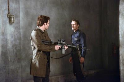 Revolution 1x10, Conflicto entre generales