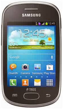 Samsung Galaxy Star Trios S5283 Android