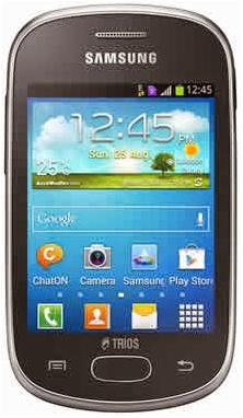 Samsung Galaxy Star Trios S5283 Android