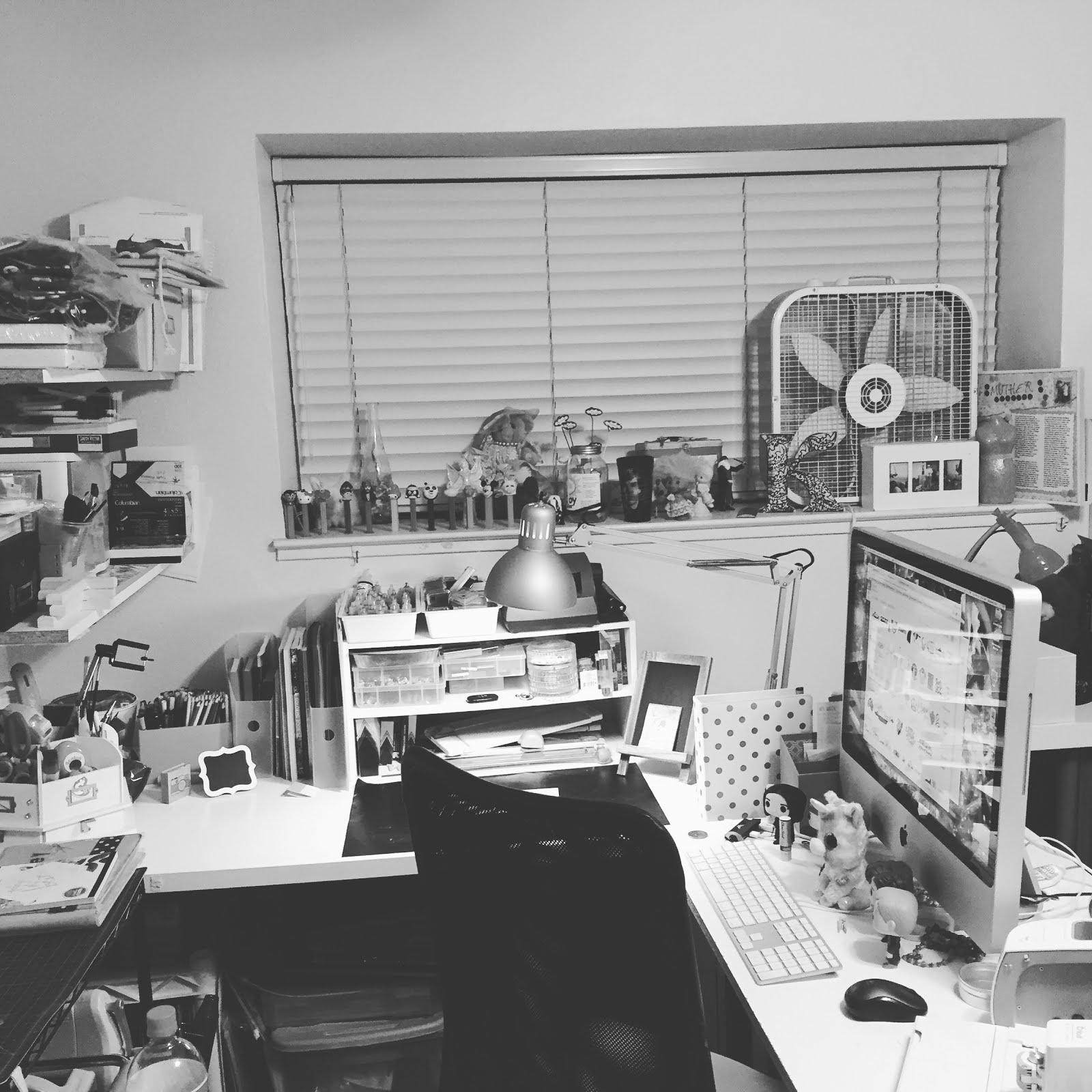 Where I Create...