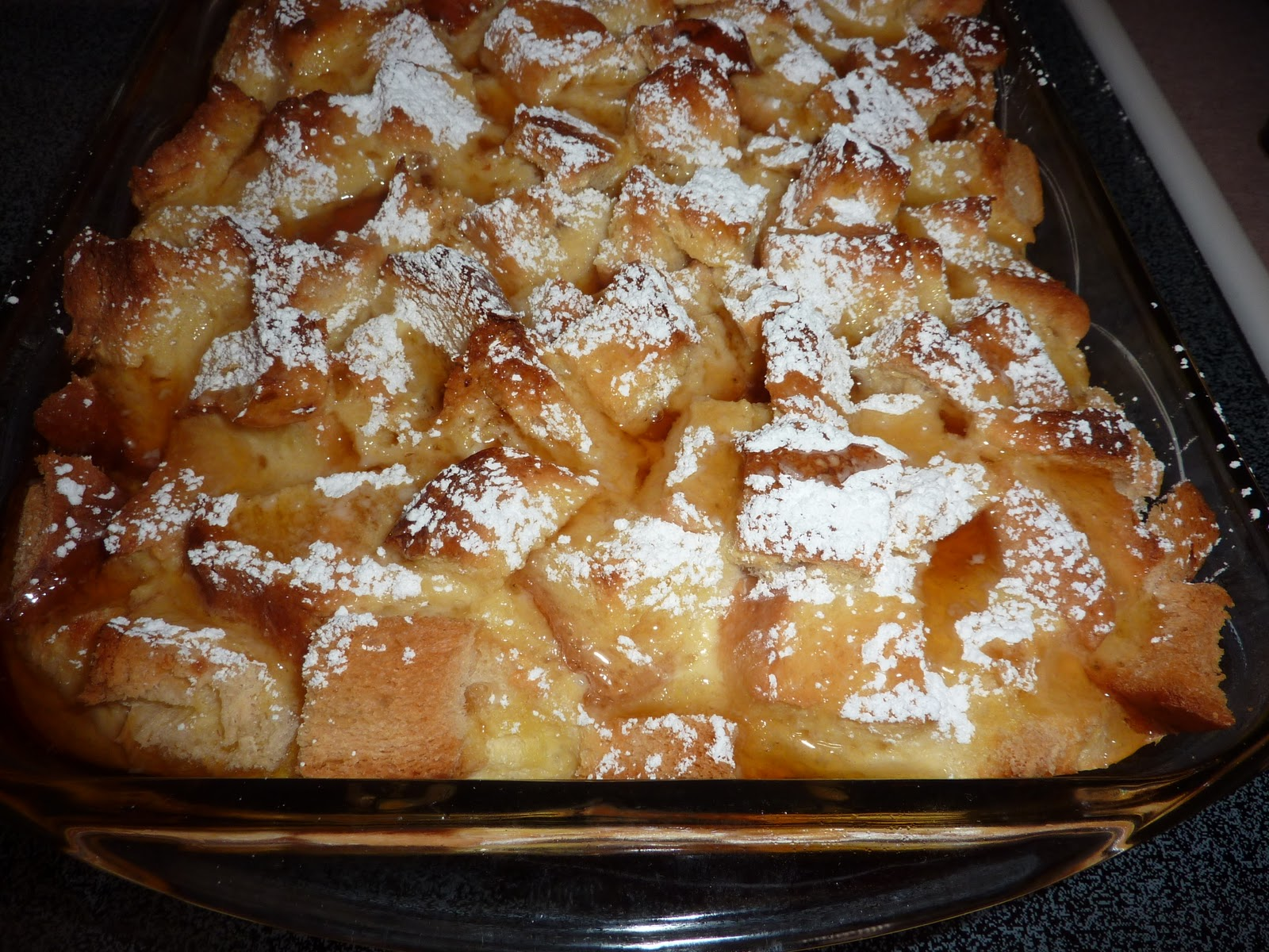 Not So Secret Family Recipes: French Toast Casserole (w ...