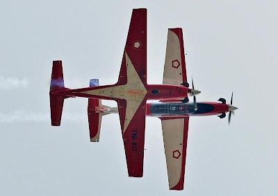 Penerbang Aerobatik RI Adu Jago dengan Pasukan Eropa di Langkawi
