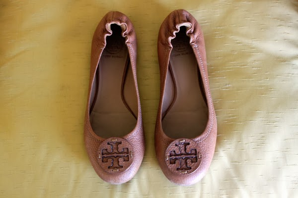 Tory Burch flats {a must-have for every girl's closet}