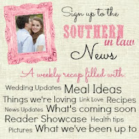 Subscribe to Southern In-Law Newsletter