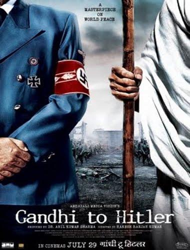 Ver Gandhi to Hitler (2011) Online