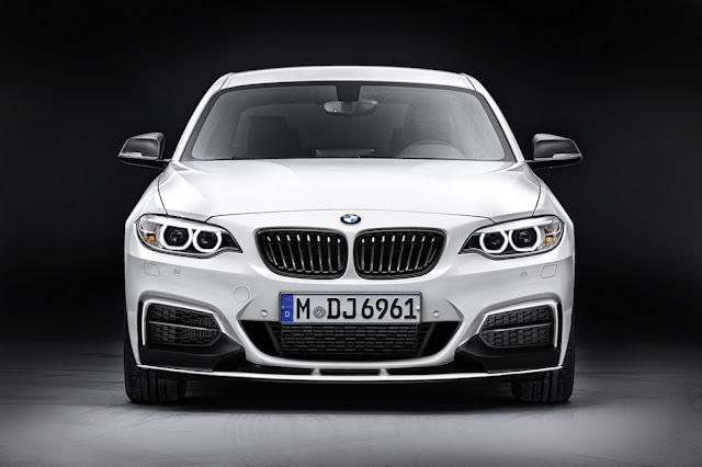 BMW 2シリーズクーペ BMW M Performance装着モデル