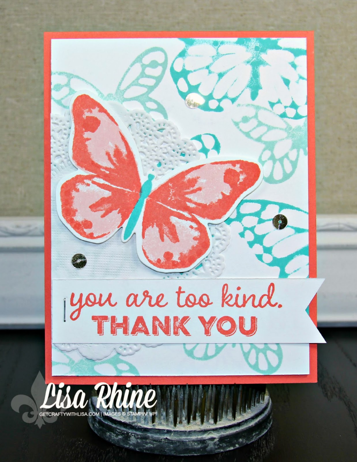 how to make your own clear stamp