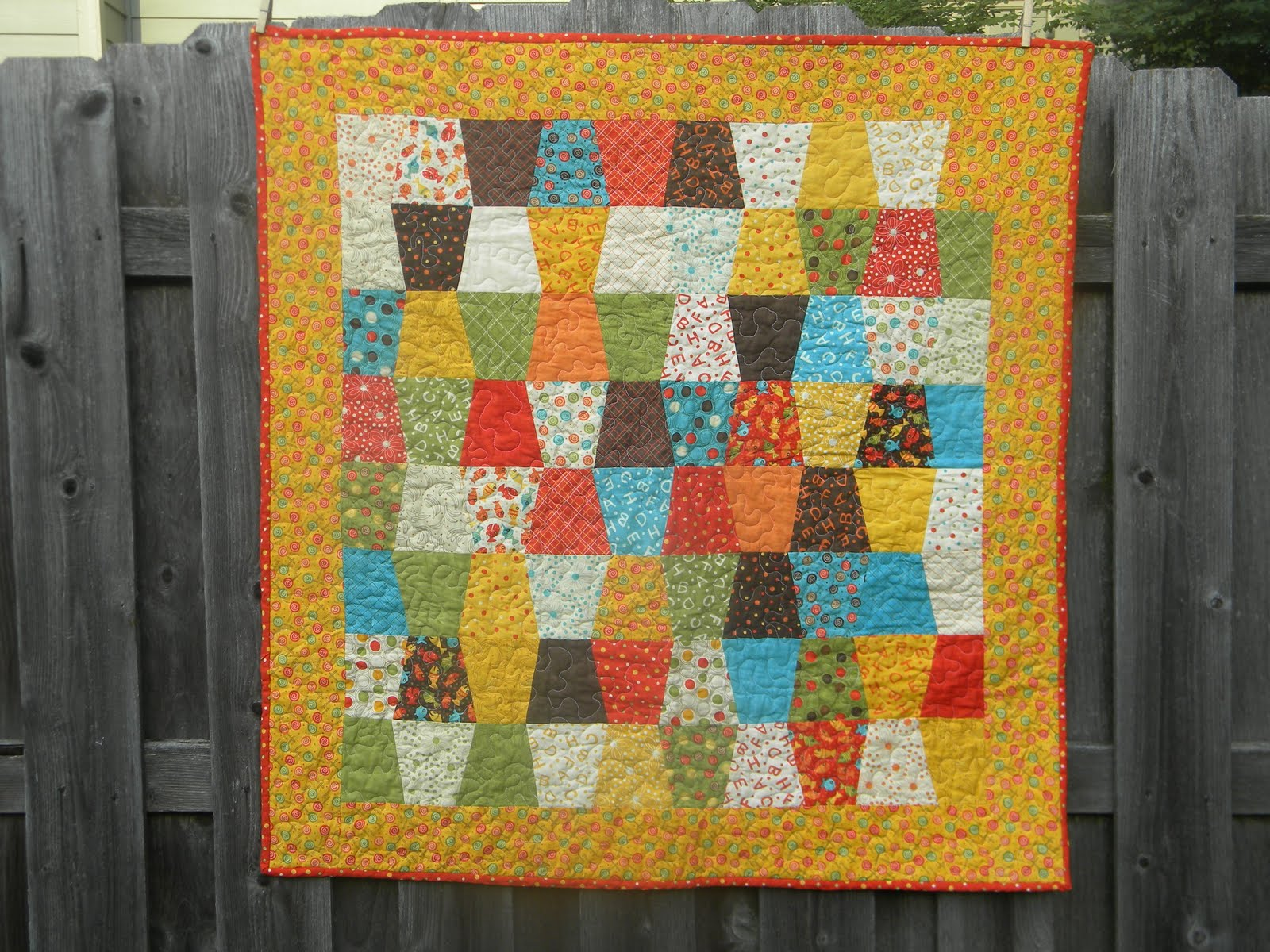 Quilting For Beginners Tumbler Quilt Block Template And