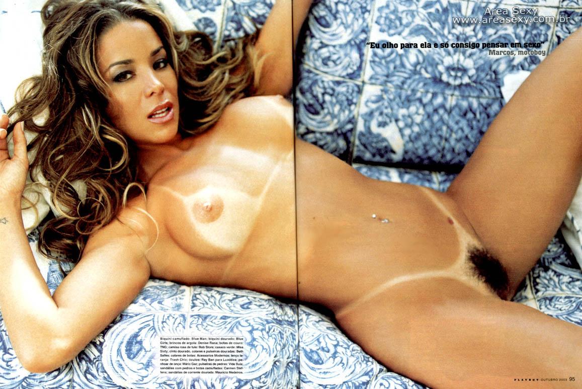 Danielle Winits Playboy