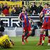Lewandowski decide, e Bayern derrota o Dortmund fora de casa