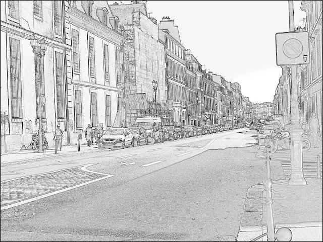 Rue de l'Orangerie - De la Zep aux Étoiles