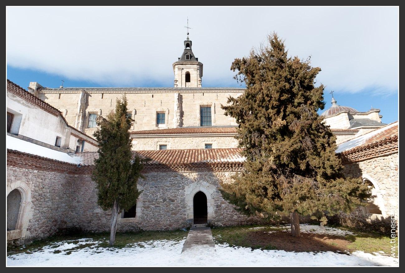 Monasterio Santa María del Paular Rascafría