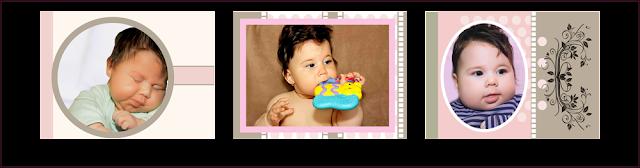 marturii botez dreptunghi mic cu foto