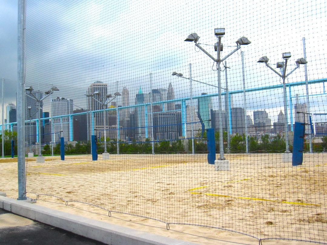 If You Build It, They Will Come to the Conclusion that Beach Volleyball ...