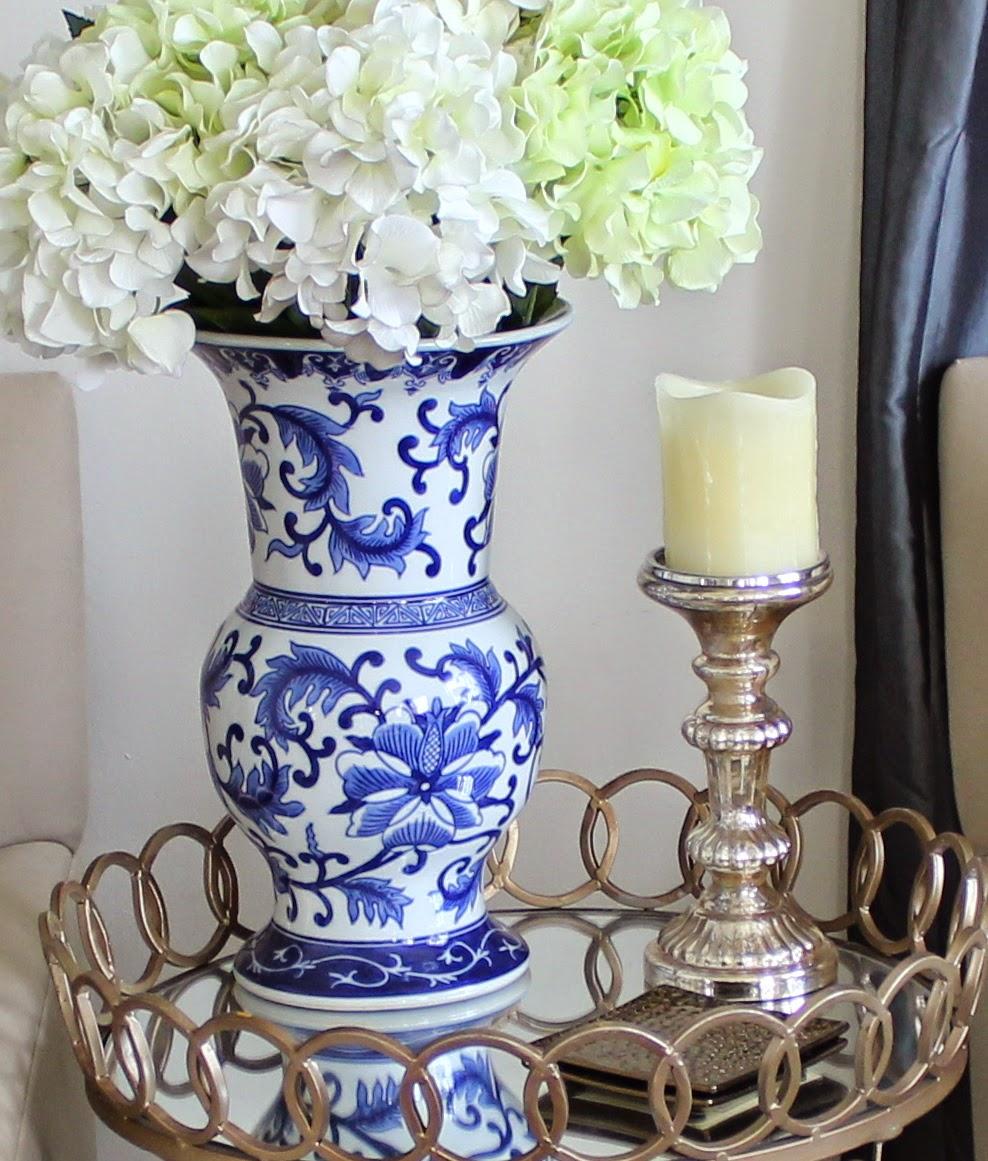 Dress beautifully ginger jars living room table vase from hobby lobby reviewsmspy