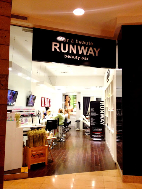 runway beauty bar