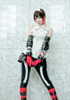 Kamen Rider Den-O Naomi Cosplay by Mai