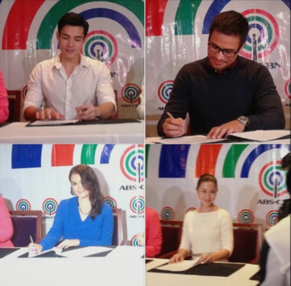 Xian Lim, Jodi Sta Maria, Angelica Panganiban, Sam Milby renew contract with ABS-CBN