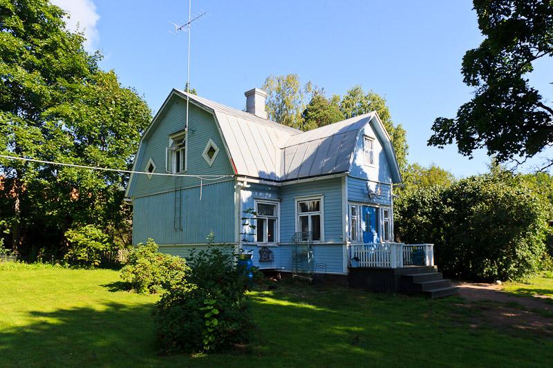 myytäviä taloja Mantta-Vilppula