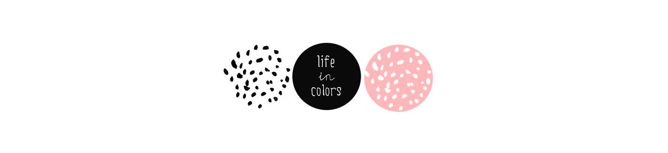 ... Жизнь в красках ...