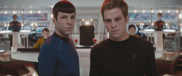 Star Trek, released in 2009