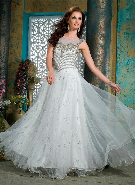 Indian designer gowns gorgeous formal lehengas modern for Wedding dresses online in india