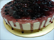 BLUEBERRY CHEESE CAKE (CHILL)