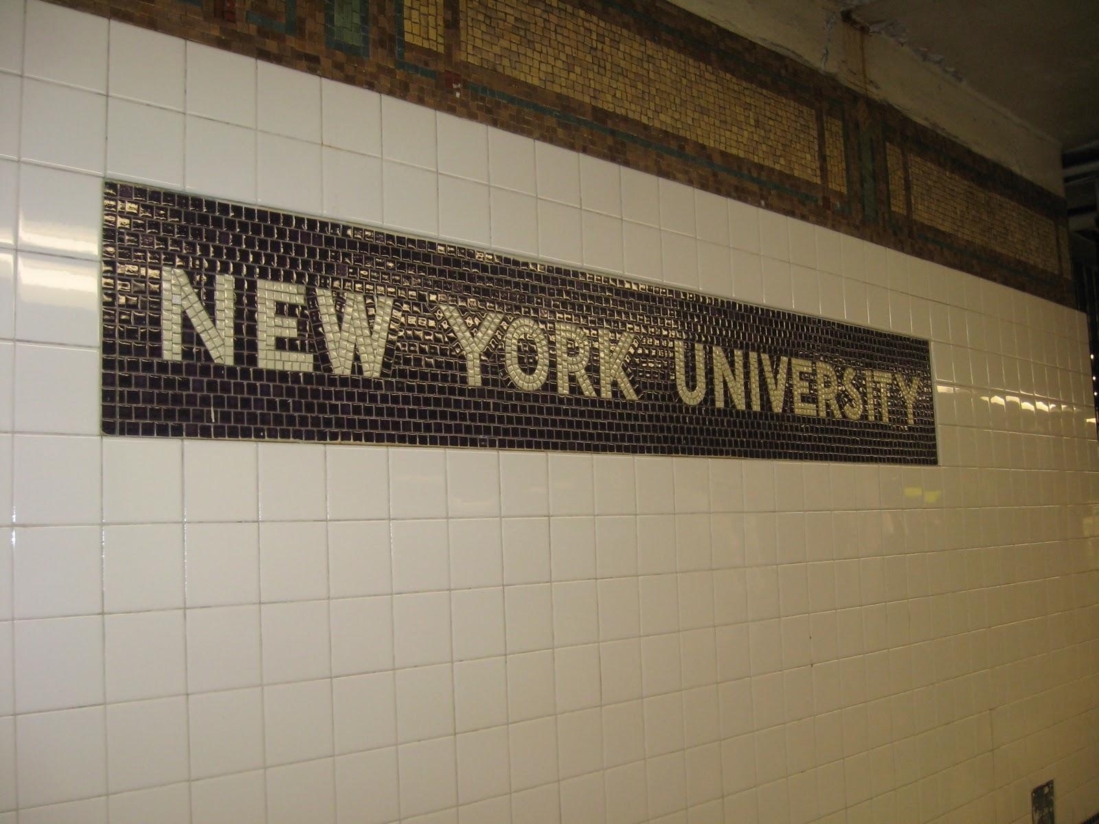 College Snapshots New York University