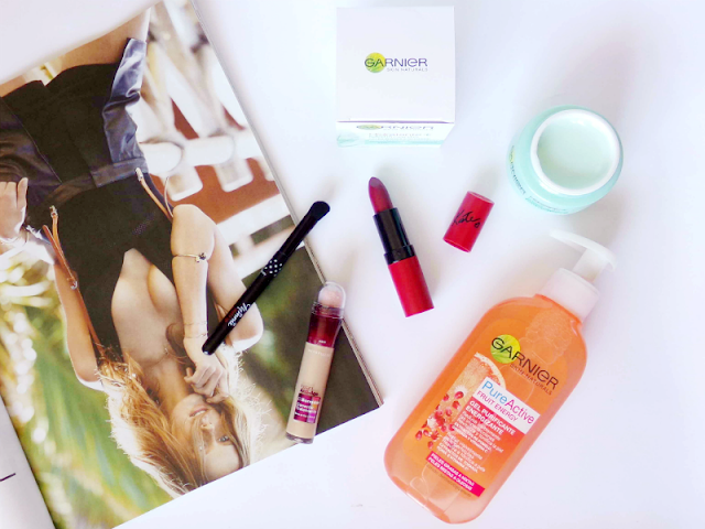 Beauty Haul - Maybelline Garnier and Rimmel