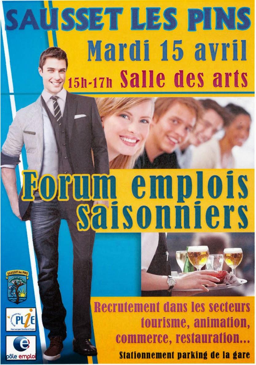 forum emplois saisonniers