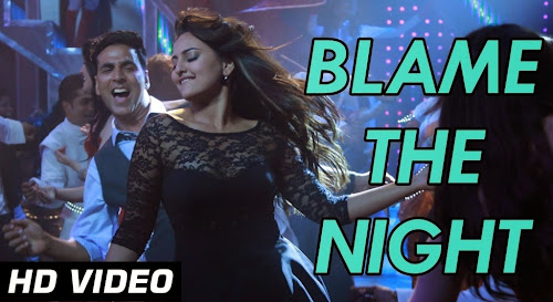 Blame The Night - Holiday (2014) Full Music Video Song Free Download And Watch Online at worldfree4u.com