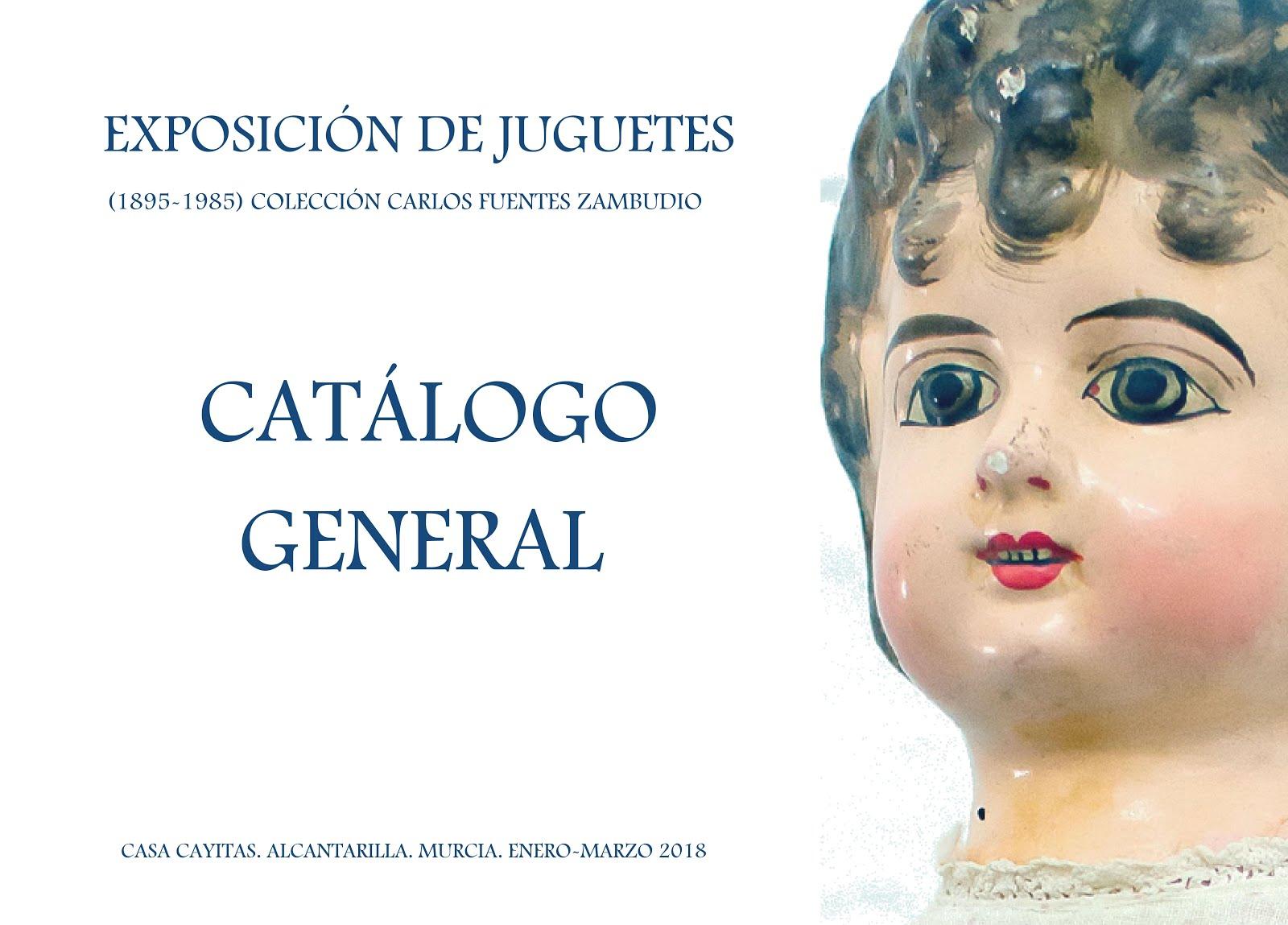 Catálogo Juguetes Jugados