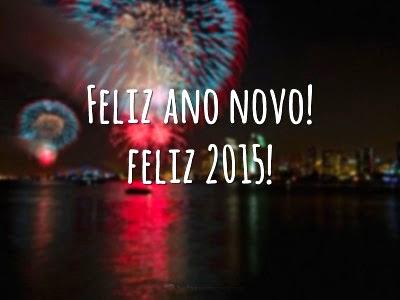mensagens de feliz ano novo 2015