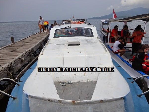 kapal wisata karimunjawa