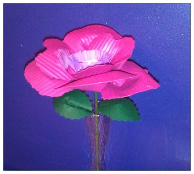 Melody Lane Designs Giant Flowers Poppy
