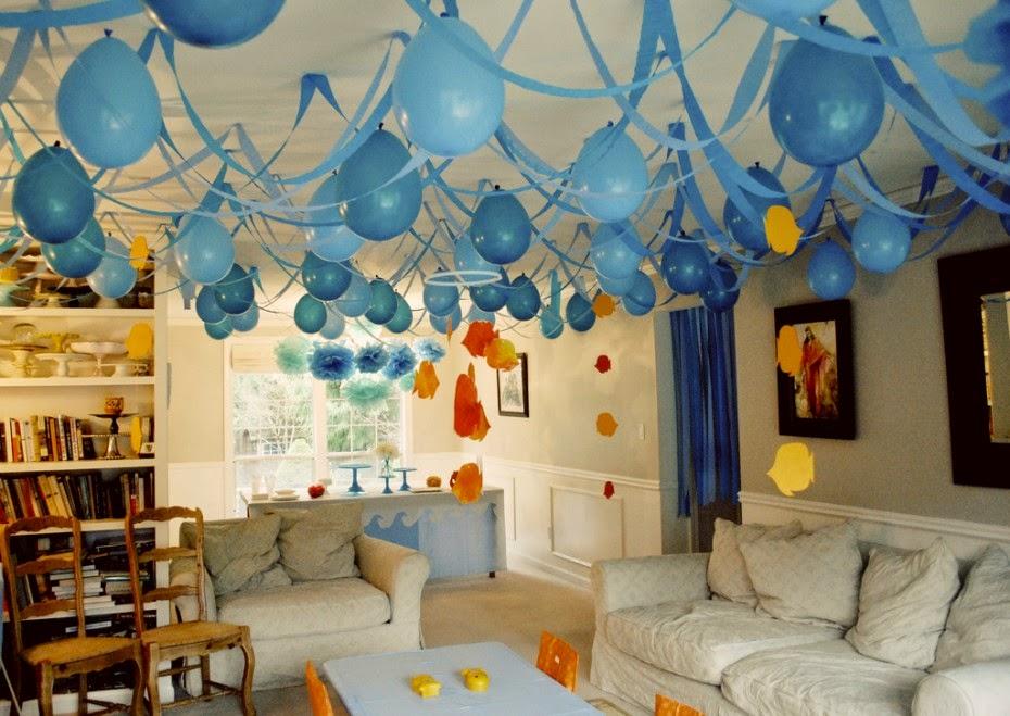 Marina Blue Party Room