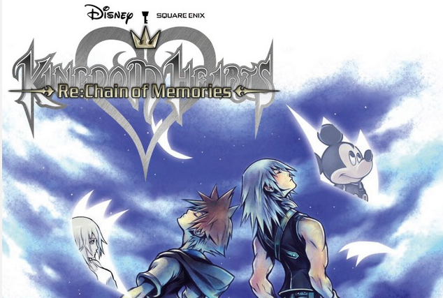Kingdom Hearts - Re-Chain of Memories Ps2 Iso