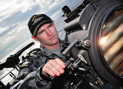 Danlanal IX Menutup Kegiatan Patrol Bersama Australia - Indonesia