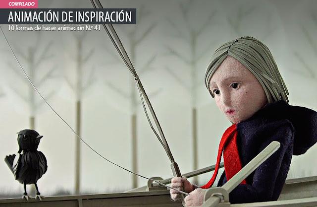 Animación. 10 formas de hacer animación N.º 41