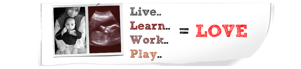Live.Learn.Work.Play = Love