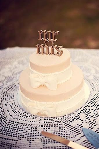 model kue pengantin sederhana terbaru