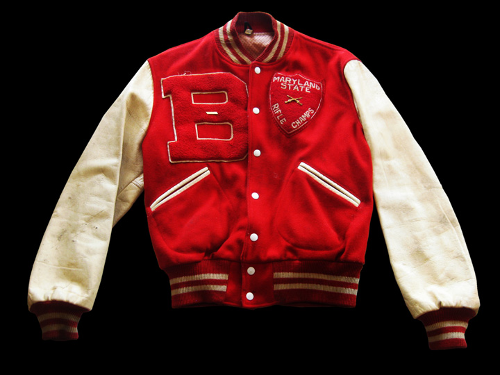 Another Man's Treasure: Vintage Trends for Fall...Varsity ...