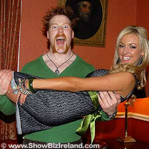 is sheamus married or dating Sheamus is not currently married it's none of your business who a pro wrestler is married to.