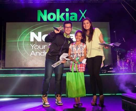 Nokia X Races