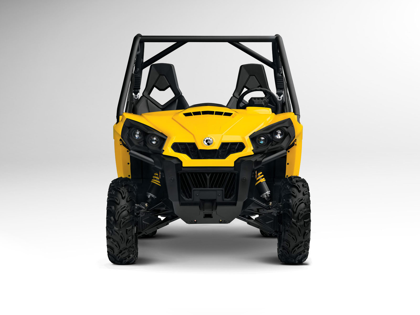 2012 Can-Am Commander 1000 ATV pictures 5