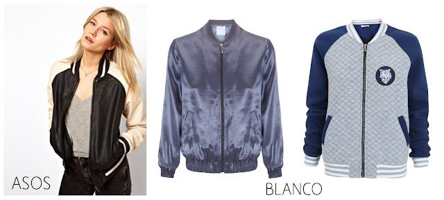 bomber jacket, trend, tendencia, street style, fashion, estilo, moda, asos, blanco