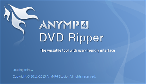 AnyMP4 DVD Ripper 6.2.22